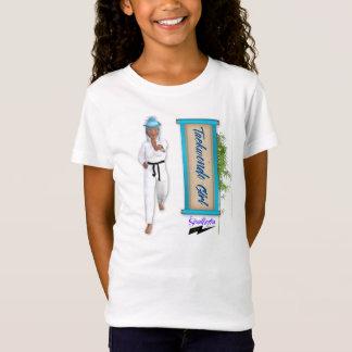 """Scolletta """"Taekwondo Girl"""" Babydoll T T-Shirt"""