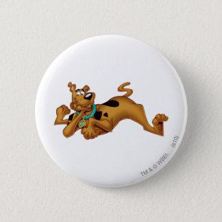 Scooby Doo Airbrush Pose 13 2 Inch Round Button