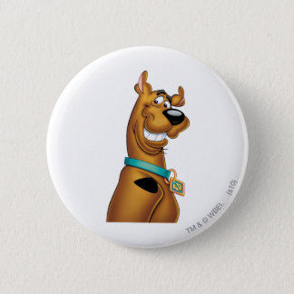 Scooby Doo Airbrush Pose 22 2 Inch Round Button