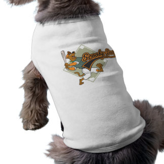 Scooby Doo Baseball Doggie T Shirt
