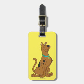 Scooby Doo | Classic Pose Luggage Tag