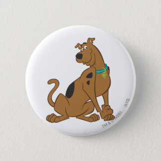 Scooby Doo Cuter Than Cute Pose 12 2 Inch Round Button