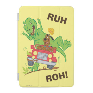 Scooby Doo Dinosaur Attack1 iPad Mini Cover