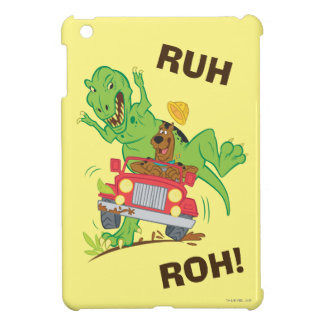 Scooby Doo Dinosaur Attack1 iPad Mini Covers