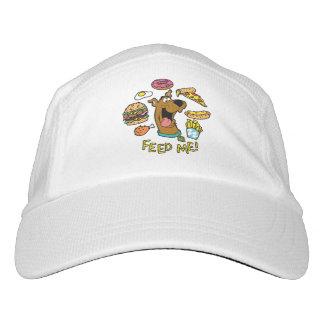 Scooby-Doo Feed Me! Headsweats Hat