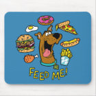 Scooby-Doo Feed Me! Mouse Pad