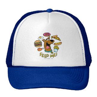 Scooby-Doo Feed Me! Trucker Hat
