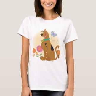 Scooby Doo Following Butterfly1 T-Shirt