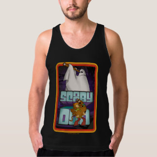 Scooby-Doo | Ghost Looking for Shaggy & Scooby Tank Top