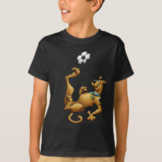 Scooby Doo Goal Sports Airbrush Pose 1 T-Shirt