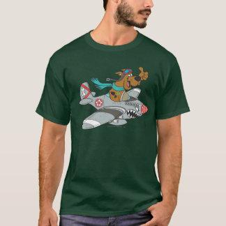 Scooby Doo Goal Transportation Pose 14 T-Shirt