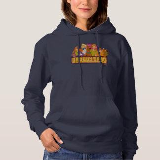 "Scooby-Doo | ""Groovy Gang"" Retro Cartoon Graphic Hoodie"