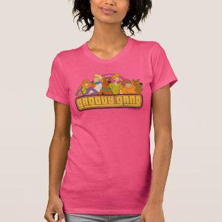 "Scooby-Doo | ""Groovy Gang"" Retro Cartoon Graphic T-Shirt"