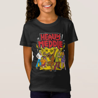 "Scooby-Doo | ""Heavy Meddle"" Graphic T-Shirt"