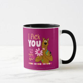 Scooby Doo - I Pick You Mug
