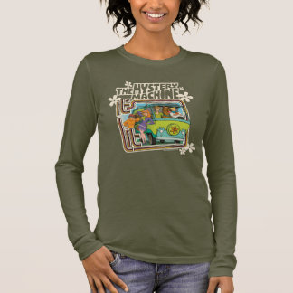 "Scooby-Doo | ""It's Lit"" Mystery Machine Graphic Long Sleeve T-Shirt"
