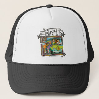 "Scooby-Doo | ""It's Lit"" Mystery Machine Graphic Trucker Hat"