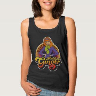 "Scooby-Doo   ""Meddling Ginger"" Daphne Tank Top"