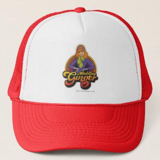 "Scooby-Doo | ""Meddling Ginger"" Daphne Trucker Hat"