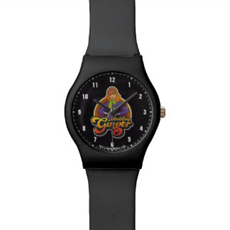 "Scooby-Doo | ""Meddling Ginger"" Daphne Watch"
