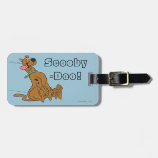 Scooby Doo Pose 47 Luggage Tag