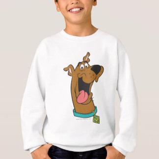 Scooby Doo Pose 49 Sweatshirt