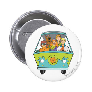 Scooby Doo Pose 71 2 Inch Round Button