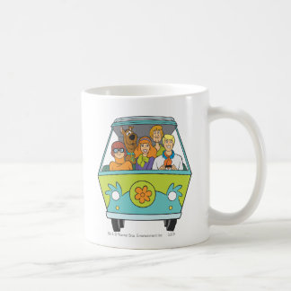 Scooby Doo Pose 71 Coffee Mug