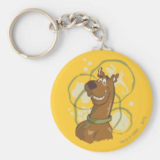 Scooby Doo Smile1 Keychain