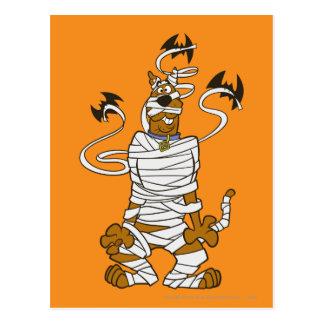 Scooby Mummy Postcard