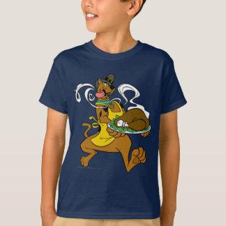 Scooby Thanksgiving 01 Tshirt