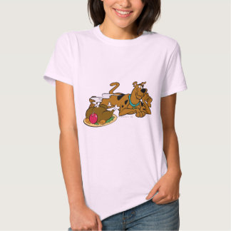 Scooby Thanksgiving 06 T Shirts