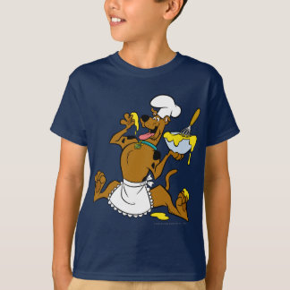 Scooby Thanksgiving 08 T Shirt