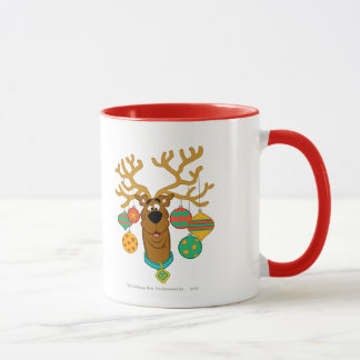 Scooby the Reindeer Mug