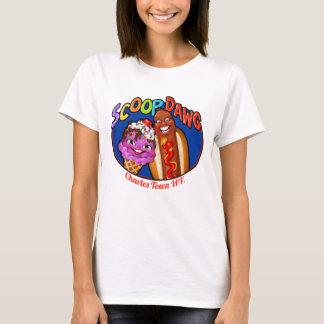 Scoop Dawg Ice Cream & Hotdogs Charles Town WV T-Shirt