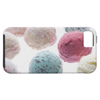 Scoops of ice creams iPhone 5 cover