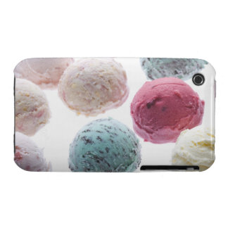 Scoops of ice creams iPhone 3 covers