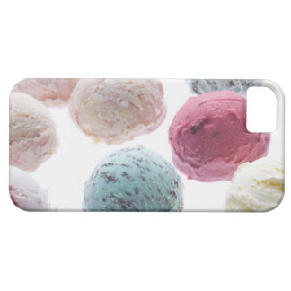 Scoops of ice creams iPhone 5 cases