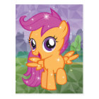 Scootaloo Postcard