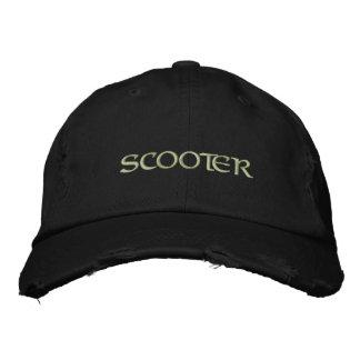Scooter Baseball Cap