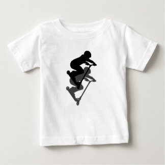 Scooter Boy - Stunt Scooter 5 Baby T-Shirt