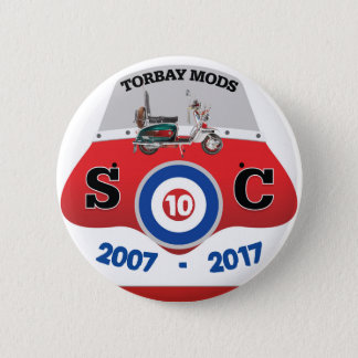 Scooter Club Pin Badge