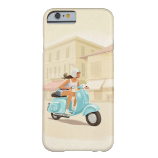 Scooter Girl Barely There iPhone 6 Case