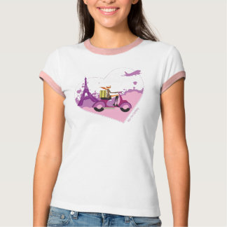 Scooter Girl T-Shirt
