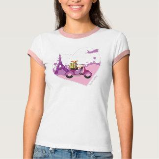 Scooter Girl Tee Shirt