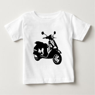 Scooter Image Baby T-Shirt