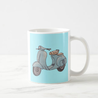Scooter mug