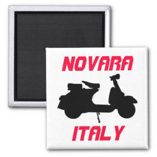 Scooter, Novara, Italy Magnet