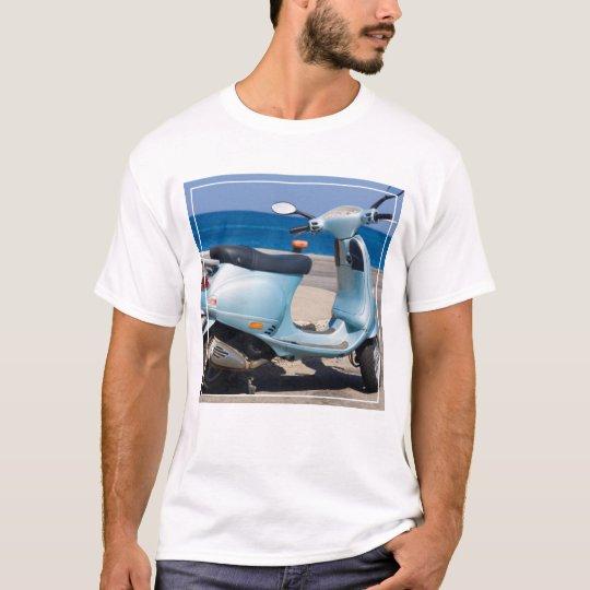 Scooter On The Beach | Ephesus, Turkey T-Shirt