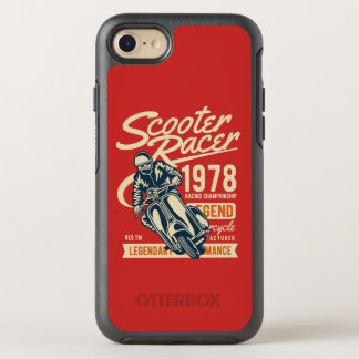 Scooter Racer Otterbox Phone Case